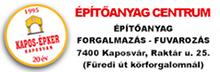 Kapos-Épker Építőanyag Centrum Logo